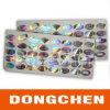 Kundenspezifischer preiswerter anhaftender Hologramm-Aufkleber der Preis-Sicherheits-3D