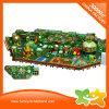 Оборудование спортивной площадки детей темы парка джунглей коммерчески крытое для сбывания