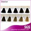 Forme de bande de Manufactuer de livre d'échantillon de couleur des cheveux