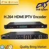IPTV H. 264 Kodierer mit IP ausgegeben (HT101-7)