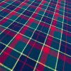 Flannel 직물 또는 면 Flannel 직물 또는 인쇄한 솔질한 직물을 검사하십시오