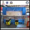 Máquina de Bendig da placa de aço do freio da imprensa hidráulica do CNC WE67K-100X3200