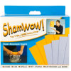 Magic Cloth Shamwow Conjunto de 8PCS com viscose / poliéster