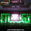 Visualización de LED al aire libre de alquiler a todo color con la pared video