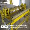 Máquina de fabricação de placas de gesso com tipo de ar quente de combustão direta