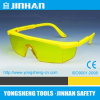 Seguridad Goggle con Yellow Lens Glass (F-3003A)