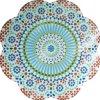 Glasmosaik-Handschnitt Wandbild-Moon&Sun (MU-HD562)
