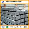 Barra di angolo laminata a caldo d'acciaio della costruzione di Ss400 Q235