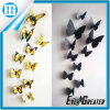 PVC Three-Dimensional 3D Butterfly Wall Sticker di abitudine