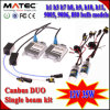 Matec 12V 35W 55W Canbus HID Conversion Kit, Philips HID Xenon Kit
