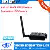 Caméra vidéo de Sky-HD01 1080P HD avec l'émetteur radioélectrique visuel sans fil mobile de l'objectif 400MW Fpv 32CH