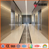 Dekoration-materielles Farben-Aluminium-Blatt