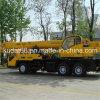 25tons de mobiele Kraan van de Vrachtwagen (25K5)