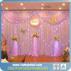 A tubulação barata do casamento de Rk drapeja, decoração do casamento, tubulação e drapeja