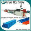 Máquina de alto rendimiento del estirador para la cadena de producción del Doble-Tubo del PVC