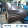 La couleur de prix bas de qualité a enduit les bobines en aluminium en Chine