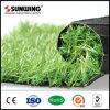 10 años de la garantía 30m m del jardín de césped artificial verde de la hierba