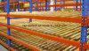 Cremagliera d'acciaio di memoria del magazzino del rullo del pallet industriale Q235 o Q345 della cremagliera