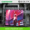 Affichage à LED Extérieur polychrome de location de Chipshow P16