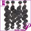 Определите волос девственницы Remy вычерченных свободных волос объемной волны индийские
