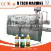 Máquina de rellenar del cartón de la bebida del vino del jugo del embalaje líquido del ladrillo (RCGF)