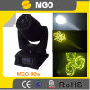 cabeza móvil ligera de la iluminación LED de la etapa del disco del punto 90W