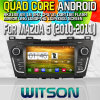 Rk3188 Quad Core HD 1024X600 Screen 16GB Flash 1080P WiFi 3G Front DVR DVB-T 미러 Link Pip (W2-M117)를 가진 Witson S160 Car DVD GPS Player