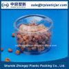 Nahrungsmittelgrad-runder Plastikkasten