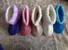 5개의 색깔 여자의 실내 단화