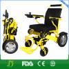 Le Portable 2016 le plus neuf pliant le fauteuil roulant électrique pour des handicapés