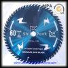 Tct Saw Blade para Aluminum e Steel