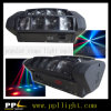 SuperMini Spider 8PCS 3W RGBW LED Stage Lighting