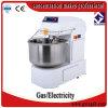La ISO del Ce Zz-40 certifica la máquina de pasta del espiral de la velocidad doble