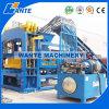 Польностью автоматическая машина делать кирпича мотора/цемента машины бетонной плиты