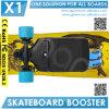Новый скейтборд пластмассы колеса PU тележки Skateboart