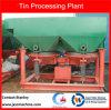 Máquina do gabarito do equipamento de processamento do estanho