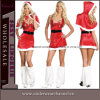Sexy Dame Adult Christmas Santa Costume (TONY80756)
