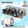 駆動機構輸送によって冷やされているボックストレーラーのための密閉回転式圧縮機の単位が付いているR404Aの空気によって冷却される凝縮の単位