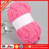 완전히 구입된 유행 최고 인기 상품에 의하여 뜨개질을 하는 털실