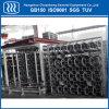 Vaporizer ambiental do ar de alta pressão de GNL Lco2 de Lin do Lox do Lar