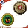 Qualität sterben Messinggold überzogene Herausforderungs-Metallandenken-Münzen (FTCN1915A)