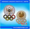 두바이 접어젖힌 옷깃 Pin는 올림픽 기념품 기장의 명찰을 단다