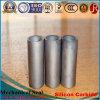 Boquilla crucial de Sagger de silicio del carburo de la batería del tubo de alta temperatura del pilar
