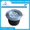 36watt RGB ändernde Farben-wasserdichte LED vertiefte Unterwasserlichter