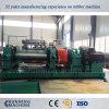Machine en caoutchouc ouverte de moulin de mélange pour la fabrication en caoutchouc de feuille