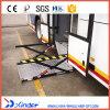 Levage électrique et hydraulique de la CE de fauteuil roulant pour le bus de ville (WL-UVL-1300)