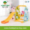 2017 Presentazione dei cervi di stile a buon mercato plastica e swing con Basket Hoop (HBS17004A)