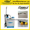 pulverizador de Knapsack manual do pulverizador da trouxa do jardim 12L (KB-12F)