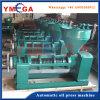 Produção de óleo de baixa temperatura Automatic Screw Cold Press