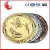3D/2D crean la medalla del metal para requisitos particulares